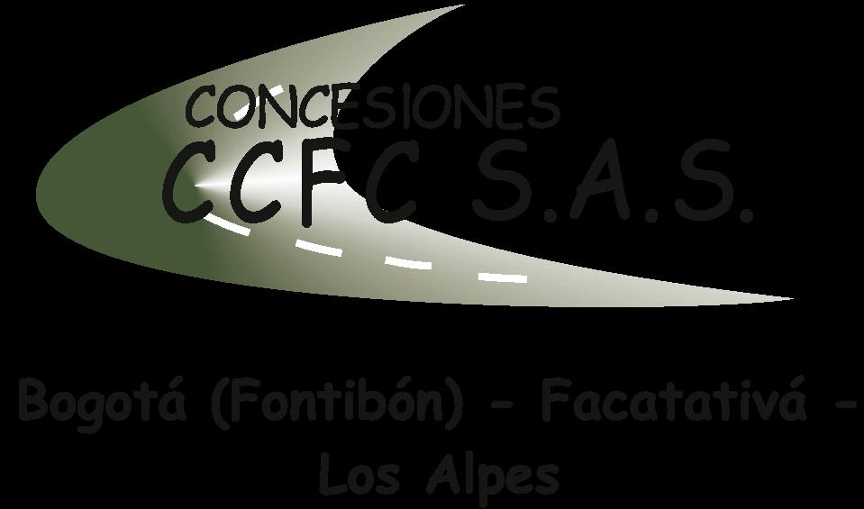 Concesiones CCFC – Vía Fontibón, Facatativá, Los Alpes